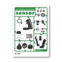 Sensor - 2e editie antwoordenboek Deel b 2 vmbo-b(k) lwoo