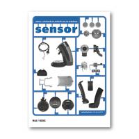 Sensor - 2e editie opdrachtenboek Deel b 2 vmbo-kgt 2013