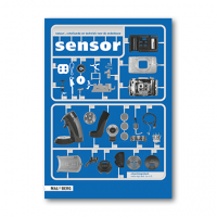 Sensor - 2e editie uitwerkingenboek Deel a en b 2 vmbo-kgt 2016