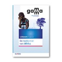 GaMMa - 2e editie Themaboek De toekomst van Afrika themaboek 2 vmbo-kgt 2016