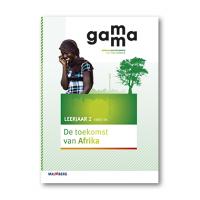 GaMMa - 2e editie Themaboek De toekomst van Afrika themaboek 2 vmbo-bk 2016