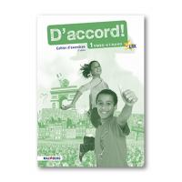 D'accord! - 3e editie werkboek 1 vmbo-gt havo