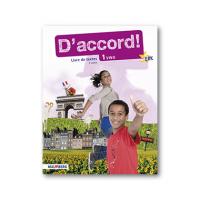 D'accord! - 3e editie handboek 1 vwo