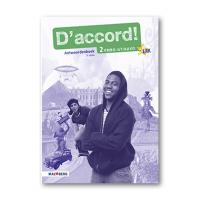 D'accord! - 3e editie antwoordenboek 2 vmbo-gt havo