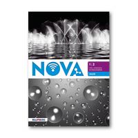 Nova NaSk - 4e editie uitwerkingenboek 1, 2 vwo gymnasium