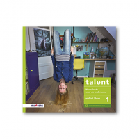 Talent - 2e editie leeropdrachtenboek 1 vmbo-t havo