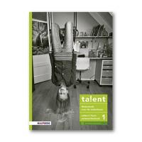 Talent - 2e editie antwoordenboek 1 vmbo-t havo