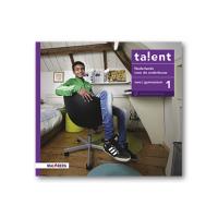 Talent - 2e editie leeropdrachtenboek 1 vwo gymnasium