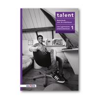 Talent - 2e editie antwoordenboek 1 vwo gymnasium