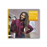 Talent - 2e editie leeropdrachtenboek 2 vmbo-kgt