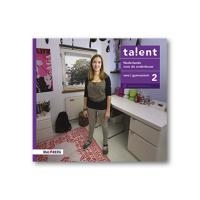 Talent - 2e editie leeropdrachtenboek 2 vwo gymnasium