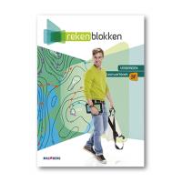 Rekenblokken VO - 3e editie Verbanden leerwerkboek 1, 2, 3, 4 3F