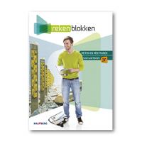 Rekenblokken VO - 3e editie Meten & Meetkunde leerwerkboek 1, 2, 3, 4 3F