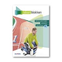 Rekenblokken VO - 3e editie Meten & Meetkunde en Verbanden leerwerkboek 1, 2, 3, 4 1F
