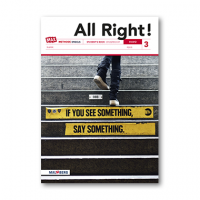 All Right! - MAX leerwerkboek onderbouw 3 havo 2020