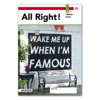 All Right! - MAX leerwerkboek vmbo bovenbouw Deel a 3 vmbo-gt 2020