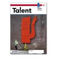 Talent - MAX leerwerkboek onderbouw Deel a 2 vmbo-bk 2020