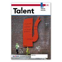 Talent - MAX leerwerkboek onderbouw Deel b 2 vmbo-bk 2020