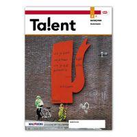 Talent - MAX leeropdrachtenboek onderbouw Deel a 2 havo vwo 2020