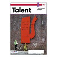 Talent - MAX leeropdrachtenboek onderbouw Deel a 2 vwo gymnasium 2020
