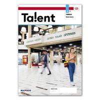 Talent - MAX leerwerkboek vmbo bovenbouw Deel a 4 vmbo-k 2020