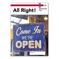 All Right! - MAX leerwerkboek onderbouw 1 vwo gymnasium 2020