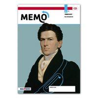 Memo - MAX leerwerkboek onderbouw Deel a 2 vmbo-kgt 2020