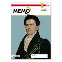 Memo - MAX leerwerkboek onderbouw Deel a 2 vmbo-t havo 2020