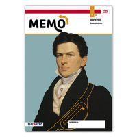 Memo - MAX leeropdrachtenboek onderbouw Deel a 2 havo vwo 2020