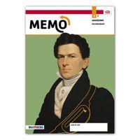 Memo - MAX leeropdrachtenboek onderbouw Deel b 2 havo vwo 2020
