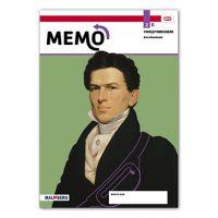 Memo - MAX leeropdrachtenboek onderbouw Deel b 2 vwo 2020