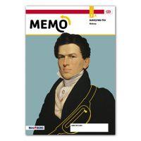Memo - MAX leeropdrachtenboek onderbouw Deel a 2 tto havo tto vwo 2020