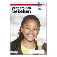 Economisch bekeken - MAX leerwerkboek vmbo bovenbouw Deel b 3 vmbo-b 2020