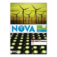 Nova Natuurkunde NaSk1 - MAX leerwerkboek vmbo bovenbouw Deel a 4 vmbo-b 2020