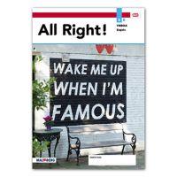 All Right! - MAX leerwerkboek vmbo bovenbouw Deel b 3 vmbo-k 2020
